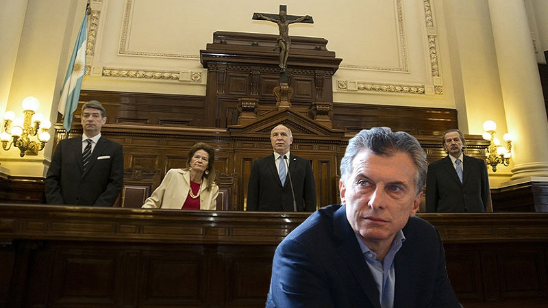 Resultado de imagen para poder judicial adicto argentina 2018