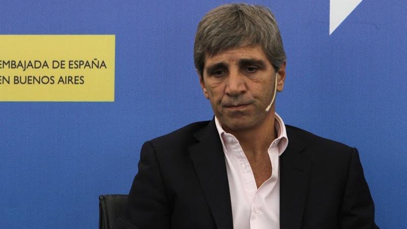 Reveló vínculos entre la offshore de Caputo y su empresa en Argentina