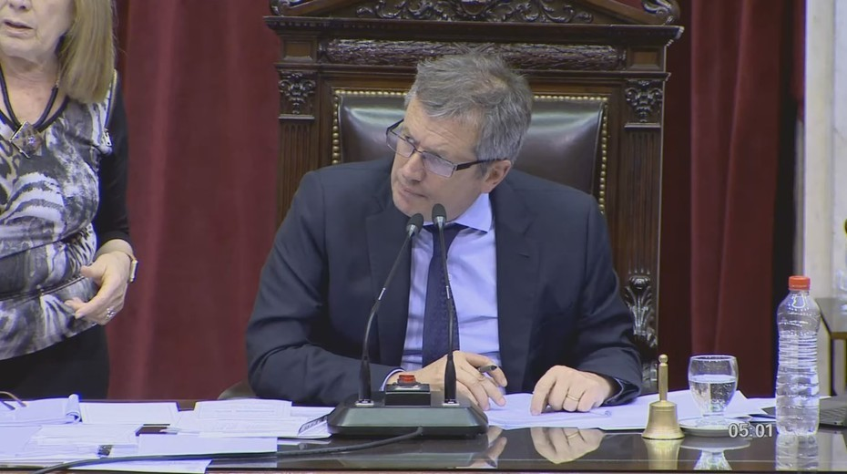 Emilio Monzó anunció que no renovará su banca en 2019