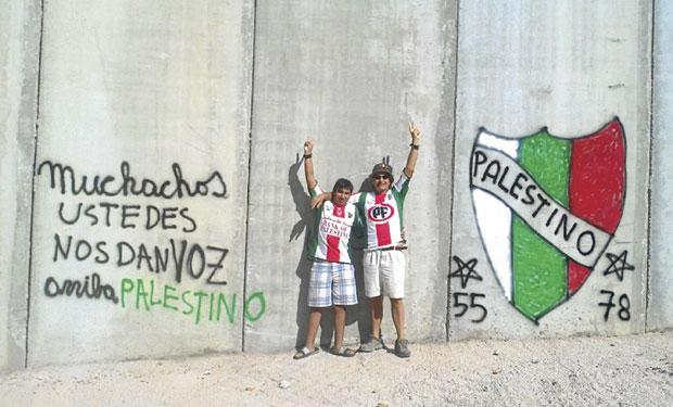 Mahmoud Abbas: Club Palestino es un simbolo