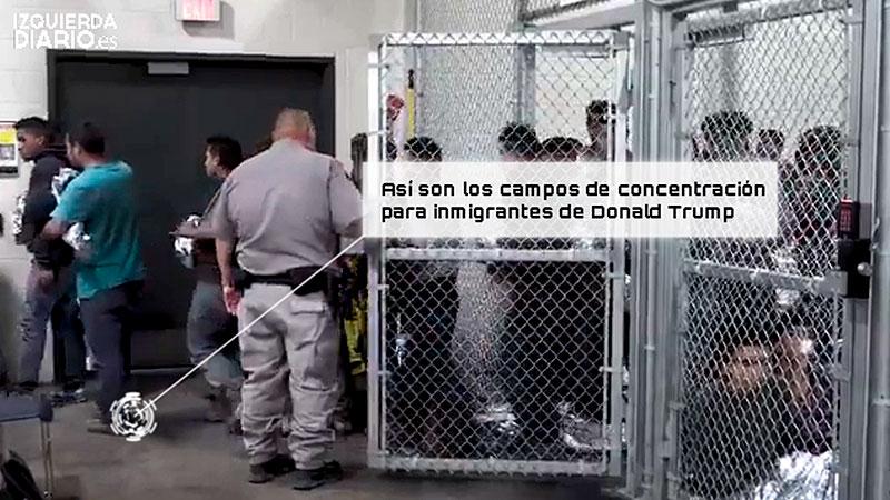 Resultado de imagen para campos de concentracion para migrantes