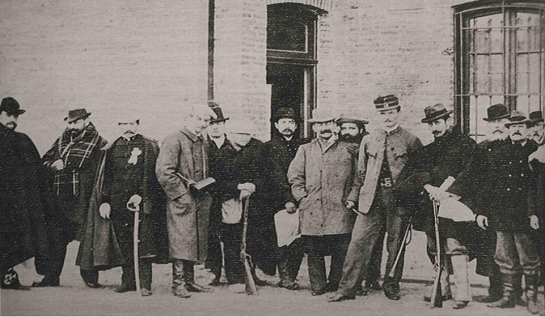 Resultado de imagen para revolucion de 1890