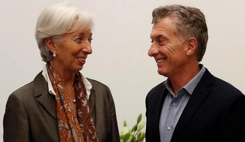 Comunicado del FMI sobre la crisis argentina: reunión con Lagarde