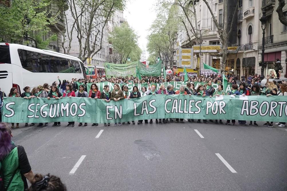 Diputadas de Morena propondrán despenalizar el aborto en todo México