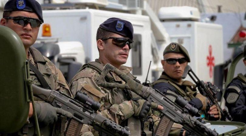 Las fuerzas federales tendrán mayor libertad para disparar sus armas