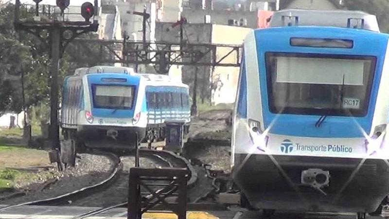 Levantan paro del tren Sarmiento para no perjudicar a usuarios
