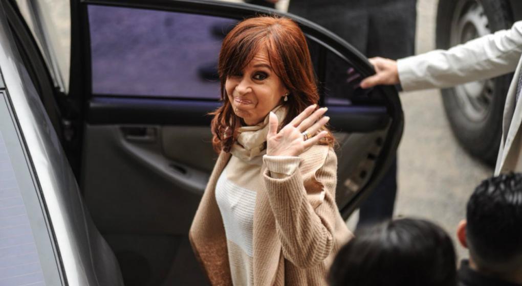Ruta del dinero K: confirmaron la falta de mérito de Cristina