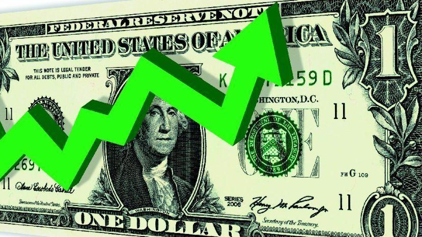 El dólar se dispara un 1,5% a $ 46,26, afectado por tensión global
