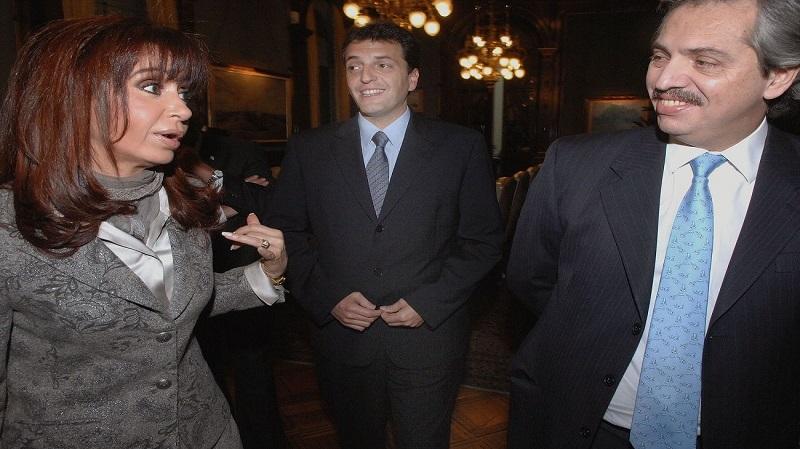 Massa encabezará la lista de diputados de A. Fernández y Cristina
