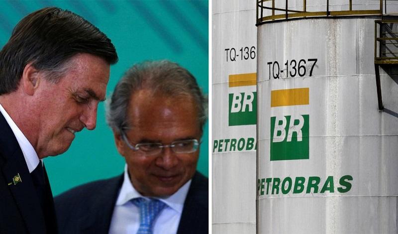 Bolsonaro avanza en la privatización de Petrobras vendiendo la ...