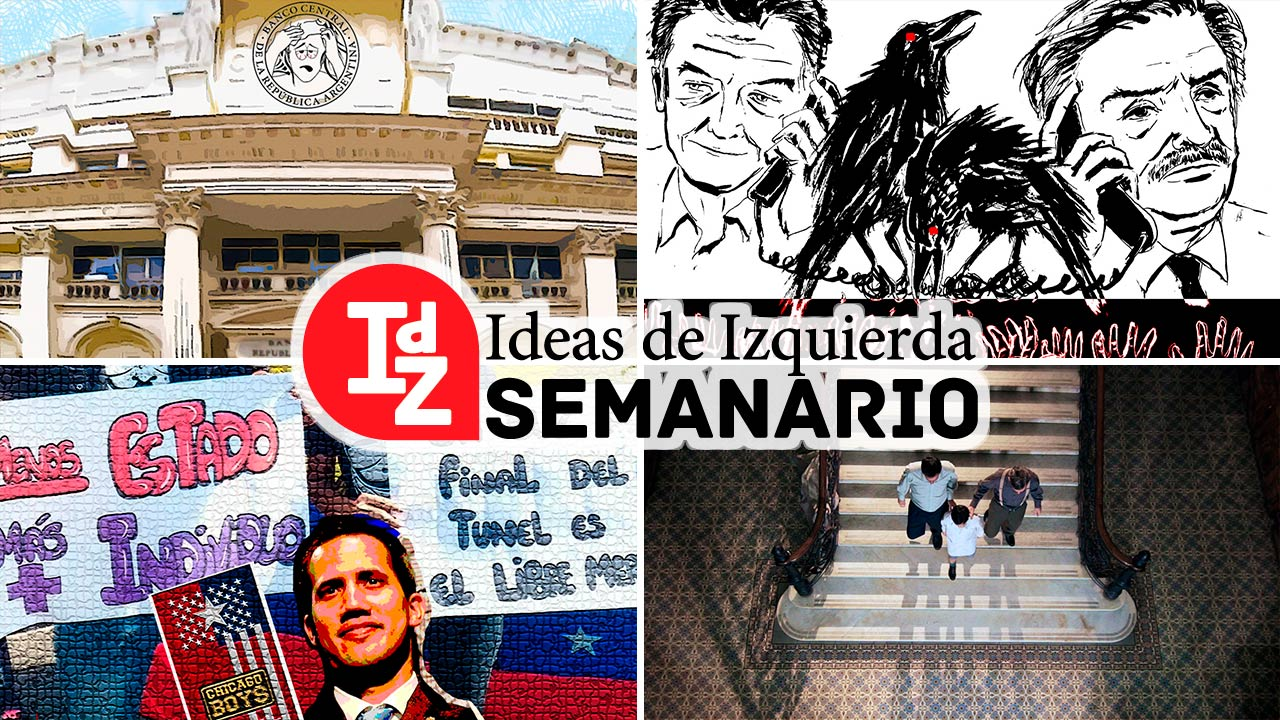 En Idz Nacionalizar La Banca Dossier Venezuela Fuera Del
