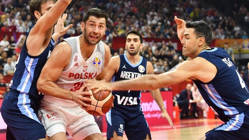 Argentina saca al favorito Serbia del Mundial de baloncesto