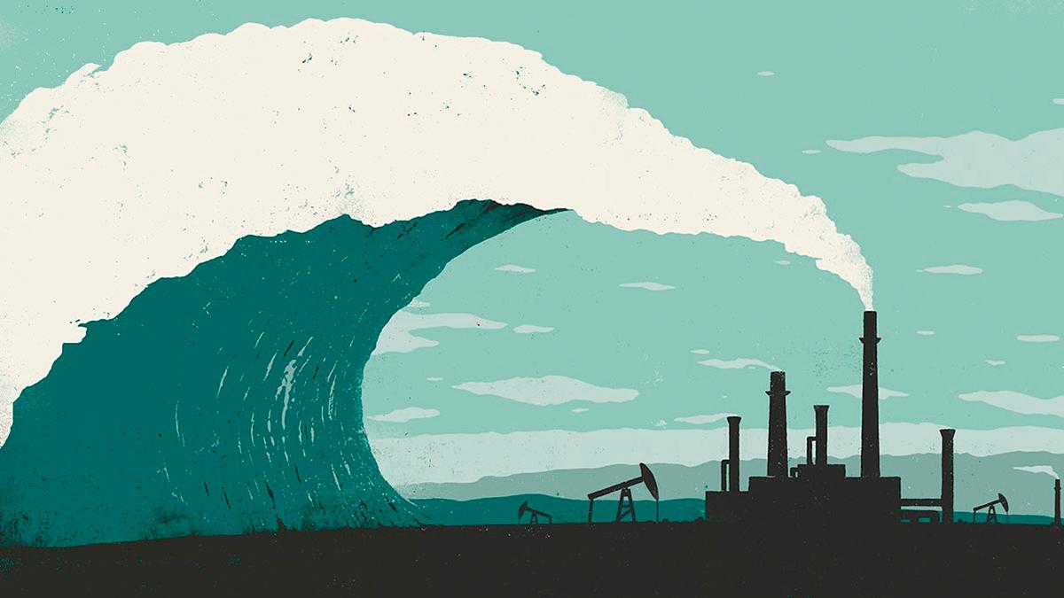 El capitalismo destruye el planeta, destruyamos el capitalismo