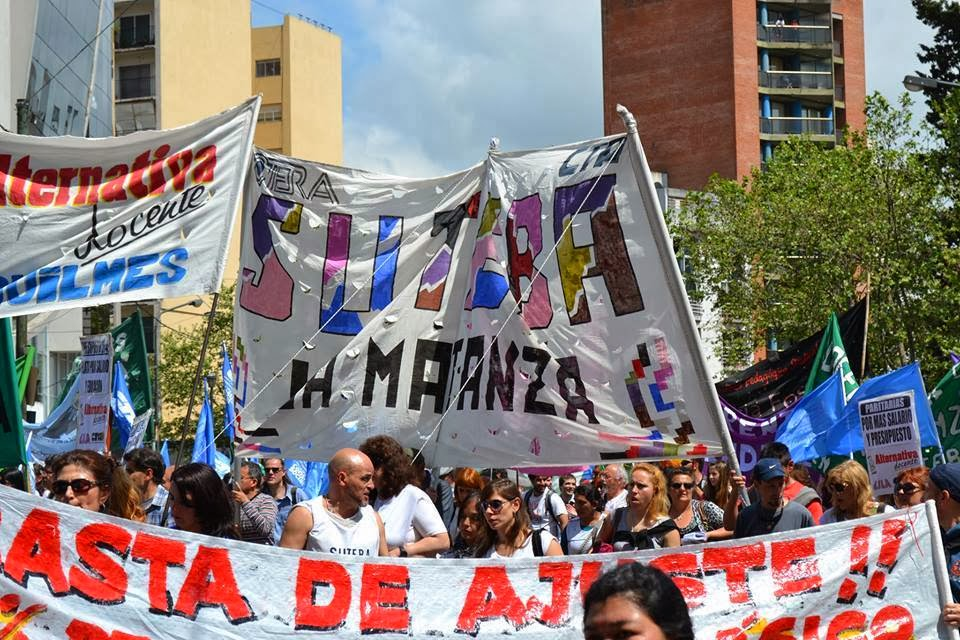 Reuni n de delegados en suteba la matanza for Comedores escolares caba