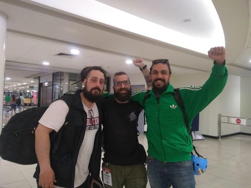 Tres periodistas argentinos denuncian que los quieren deportar — Censura en Chile