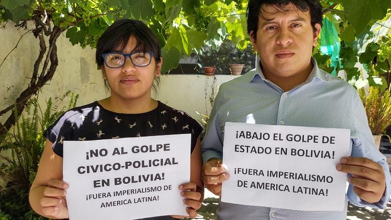 En reñida sesión, el Concejo de San Salvador de Jujuy repudió el golpe de Estado en Bolivia - La Izquierda Diario