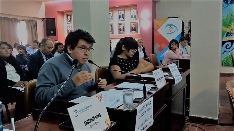[VIDEO] El Frente de Izquierda rechaza presupuesto de ajuste en San Salvador de Jujuy - La Izquierda Diario