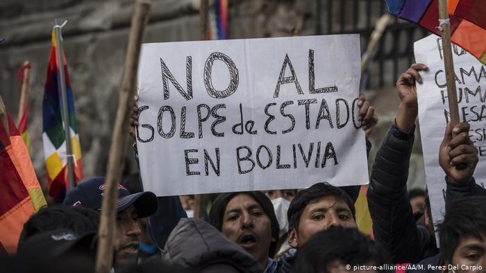 Marchan a Plaza de Mayo por la paz en Latinoamérica