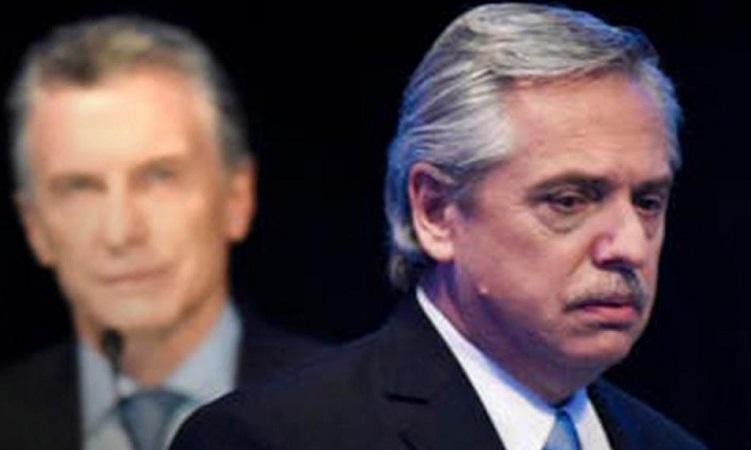 Hoy juran Alberto y Cristina Fernández — Argentina