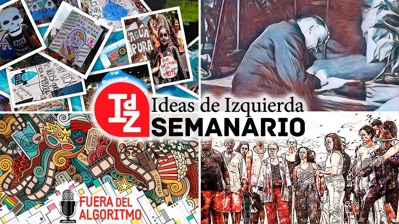 En Idz Mendoza Derrota A La Megaminería Entrevista A