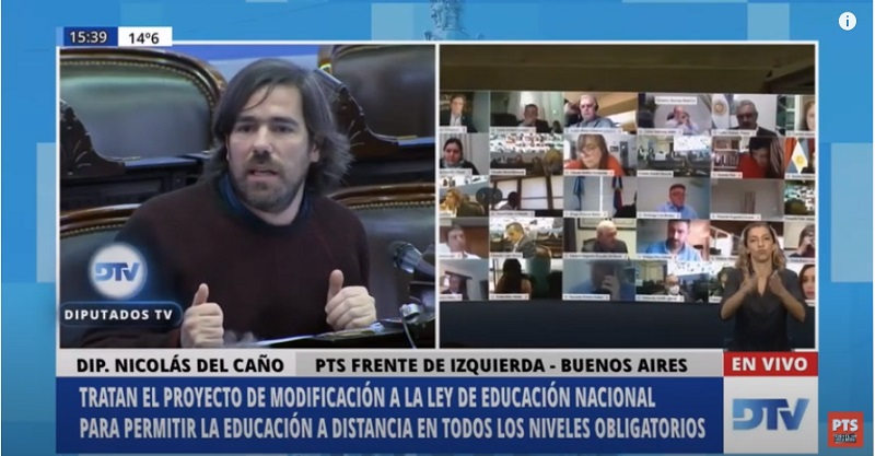 Modifican La Ley De Educacion Sin Debate En La Comunidad Educativa