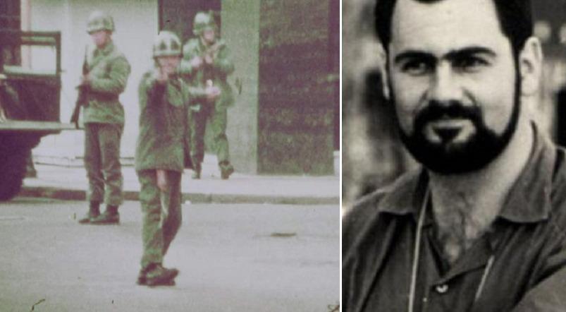 DÍA DEL CAMARÓGRAFO. El día que Leonardo Henrichsen filmó su crimen a manos de los militares de Chile