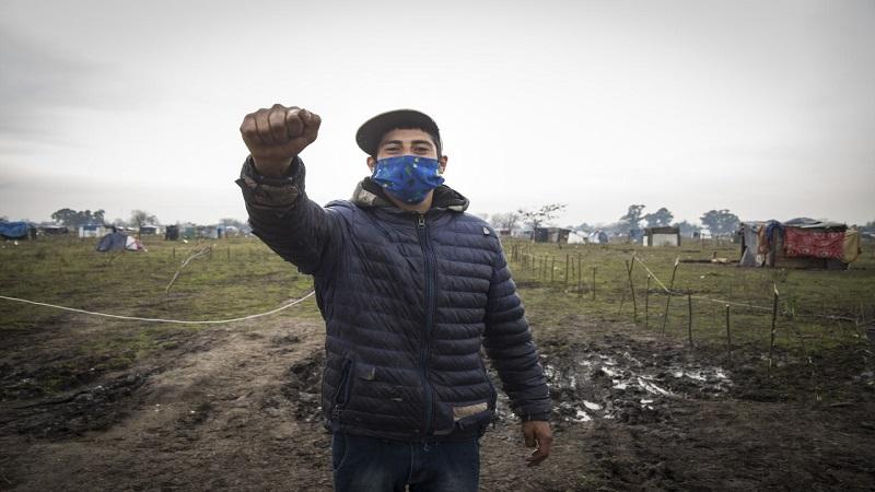 Ocupación de tierras en Guernica: derecho a la vivienda y crisis social