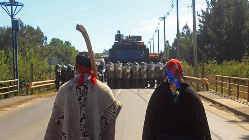 """¿Qué fue la """"pacificación de La Araucanía""""? La guerra del"""