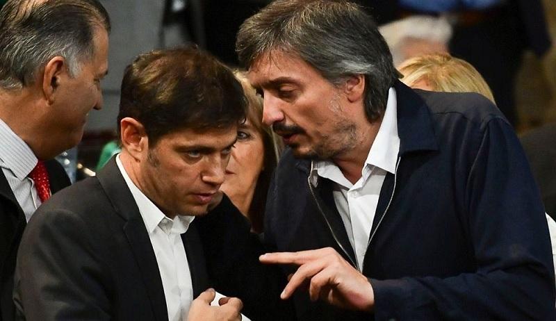 Axel Kicillof y Máximo Kirchner aislados por contacto estrecho con un caso de covid-19