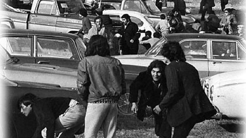"""La Masacre de Ezeiza: """"bautismo de fuego"""" de la derecha"""