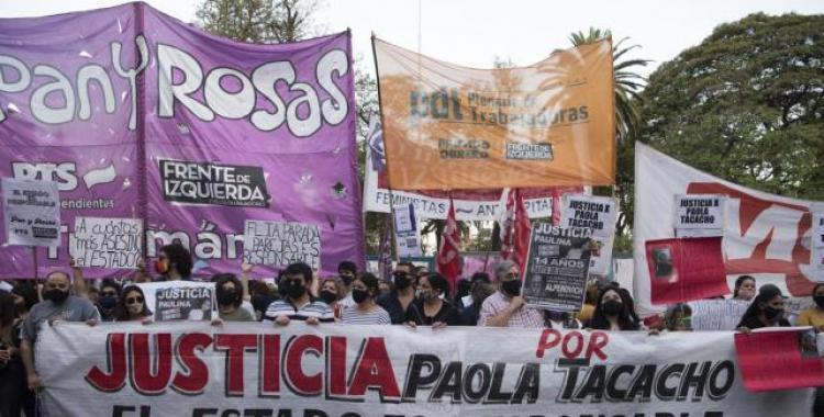 Manzur aceptó la renuncia del juez Pisa, evitando el juicio político tras el femicidio de Paola Tacacho