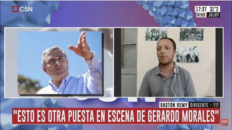 """Vacunas vip: la mentira de la """"transparencia"""" de Morales en Jujuy"""