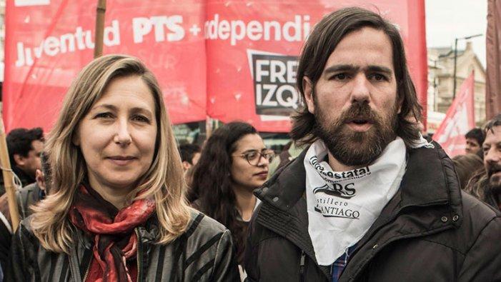 Del Caño y Bregman repudiaron la represión en Jujuy