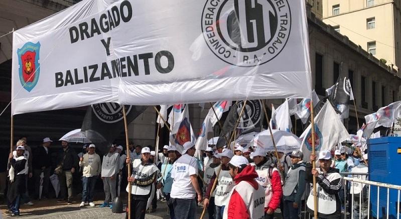 Paran este viernes los trabajadores de la ruta agroexportadora Paraná-Paraguay