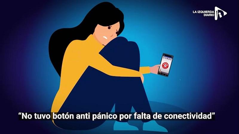 """Femicidio de Guadalupe Curual: """"No tuvo botón anti pánico por falta de conectividad"""""""