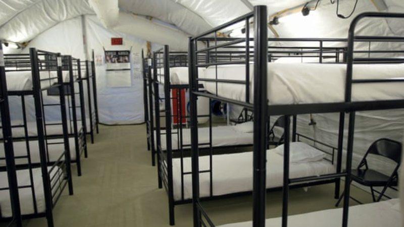 Los centros de detención para niños migrantes en EE. UU. son campos de concentración
