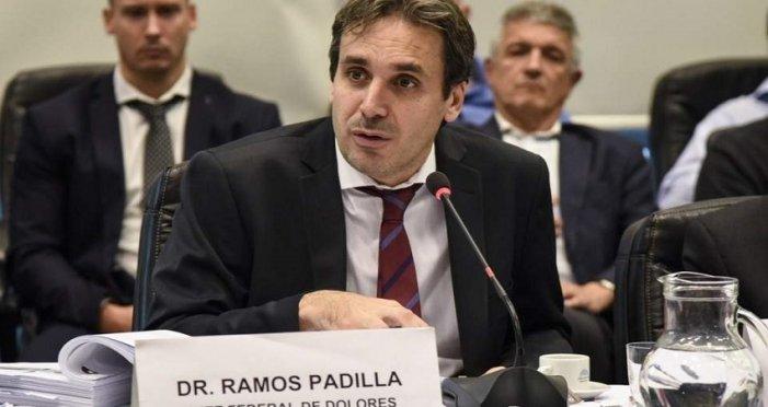 Ramos Padilla juró como juez federal de La Plata, con competencia electoral en Buenos Aires