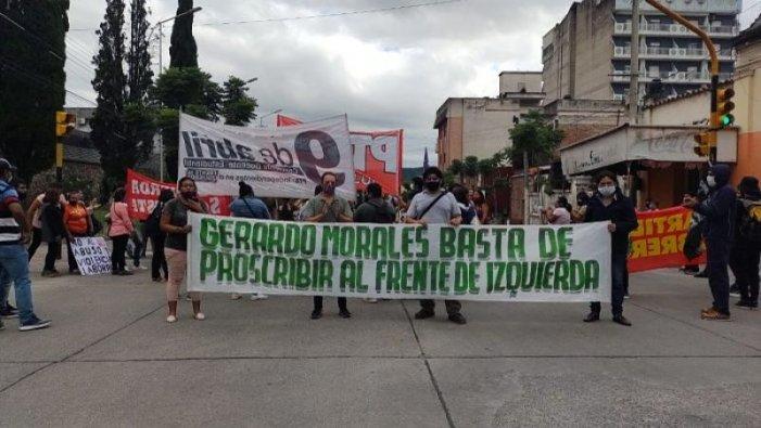 Escándalo en Jujuy: #MoralesProscribeYReprime se hizo tendencia nacional en Twitter