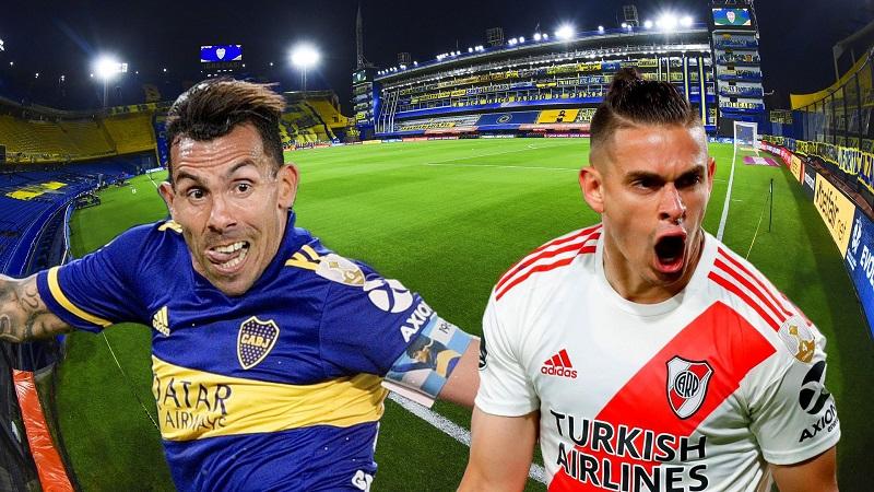 Se confirmó el día y la hora del superclásico entre Boca y River