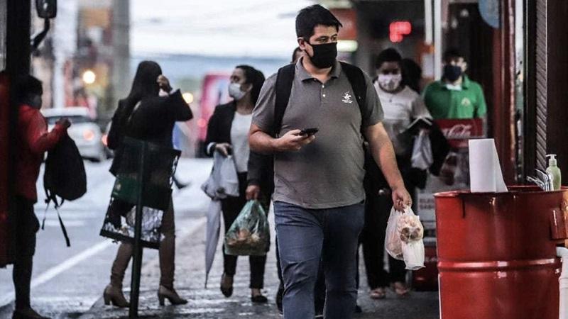 Coronavirus: se registraron 5 083 contagios y 92 muertes en las últimas 24 horas