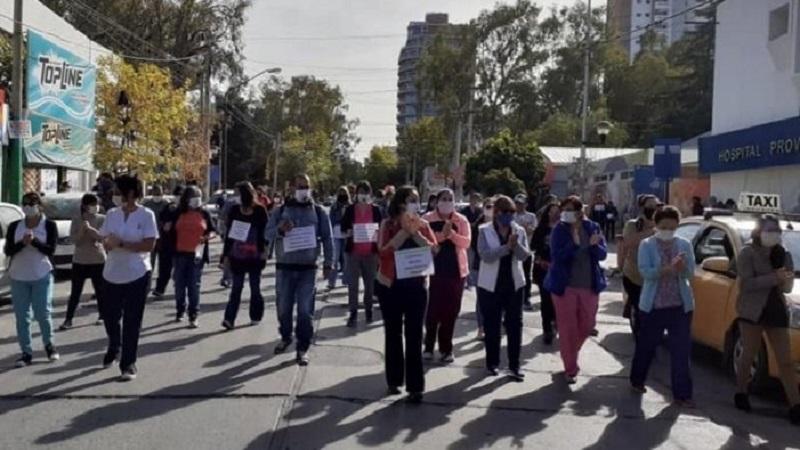Con el rechazo de las asambleas de salud, ATE Neuquén aceptó la propuesta salarial del Gobierno