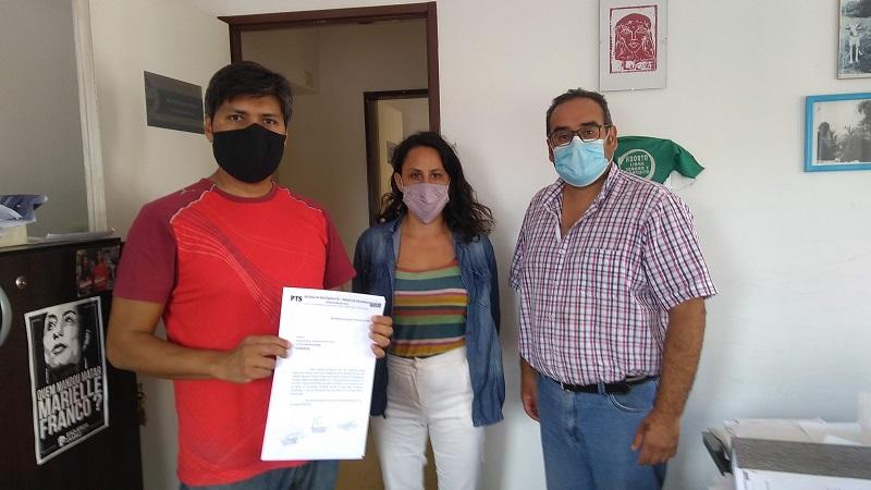 Exigen que la Legislatura de Jujuy repudie la represión a diputados del FIT