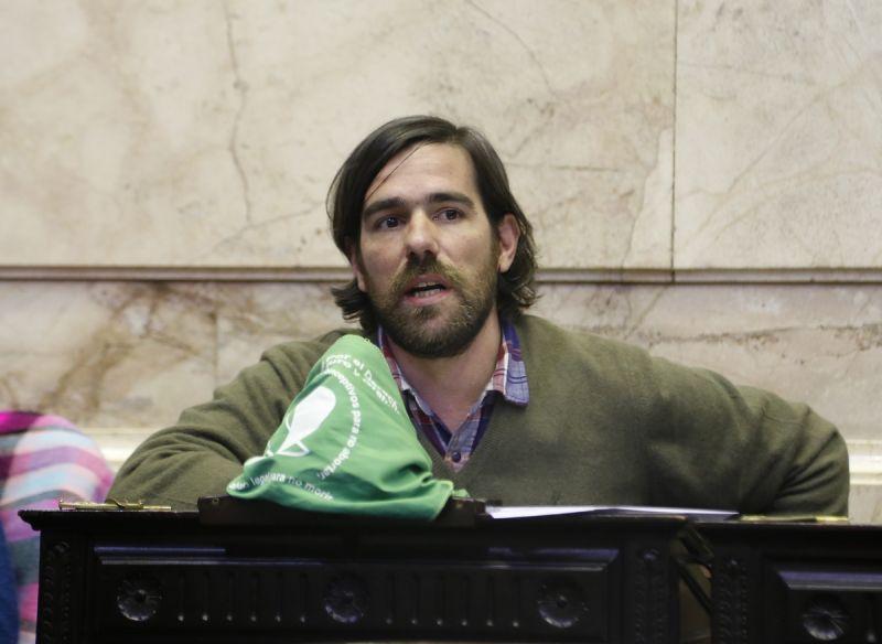 """Nicolás del Caño: """"La deuda se sigue pagando a costa del pueblo trabajador"""""""