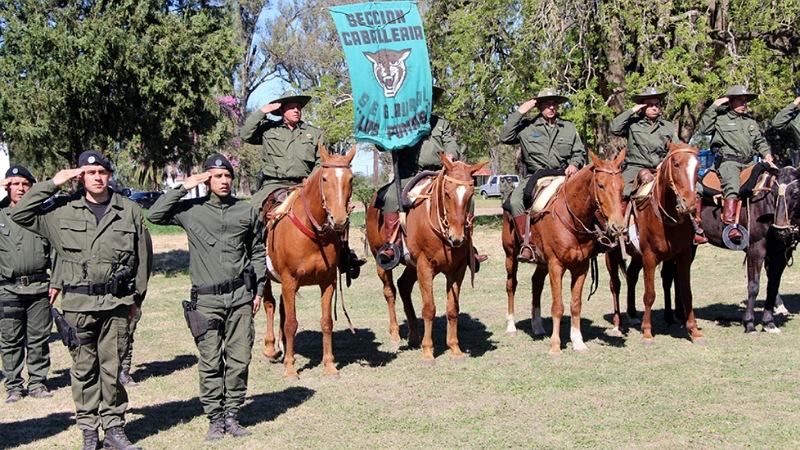 Más fuerzas represivas en la región: llegaron Los Pumas a Empalme Villa Constitución