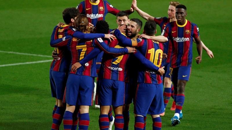 Con un buen partido de Messi, Barcelona logró la remontada y jugará la final de la Copa del Rey