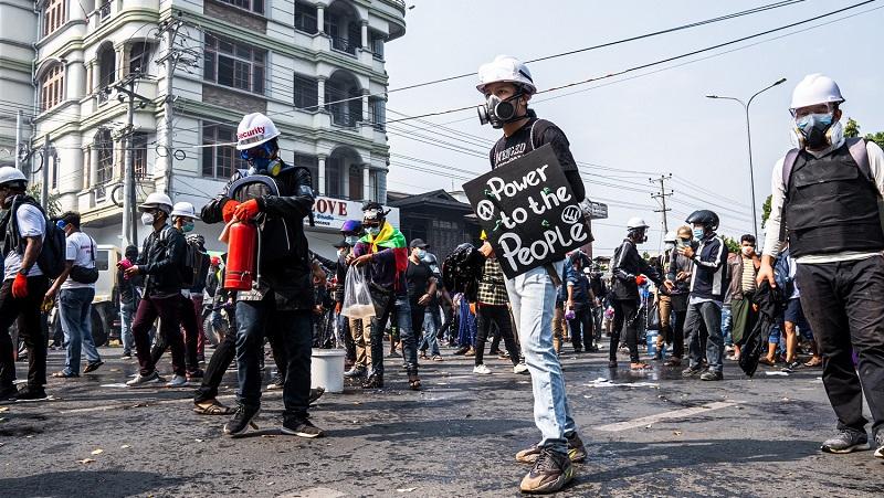 Myanmar: las razones del sangriento giro en la represión militar