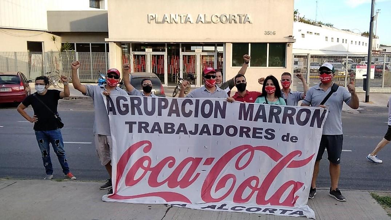 Coca Cola: trabajadores que enfrentaron los despidos lograron su reinstalación