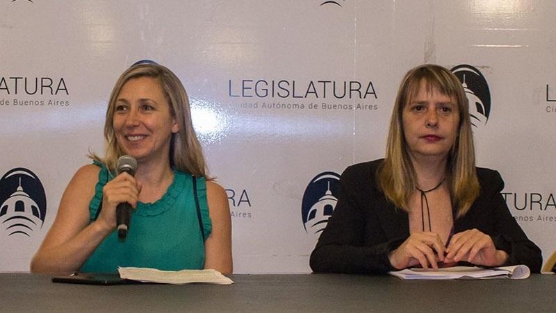 A días del 8M, diputadas exigen respuesta a Larreta sobre la situación en la línea 144