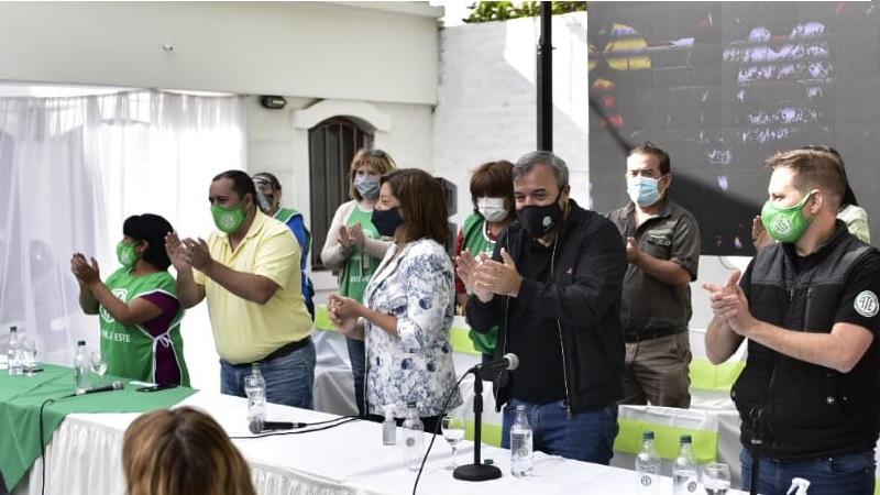 ATE Río Negro aceptó un aumento salarial a la baja