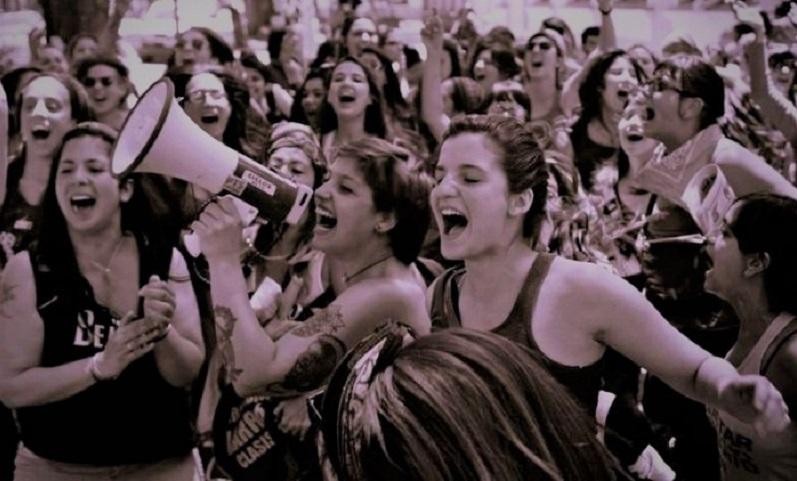 Las mujeres se organizan para marchar en diferentes provincias del país